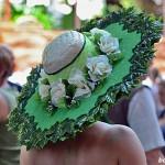 """""""Sapucaiu No Samba"""": Behüteter Blütentraum"""