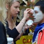 """Carneval de Barranquilla"": Die rechte Blässe"