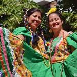 San Rafael: Bellezas nicas posieren für die Städtepartnerschaft