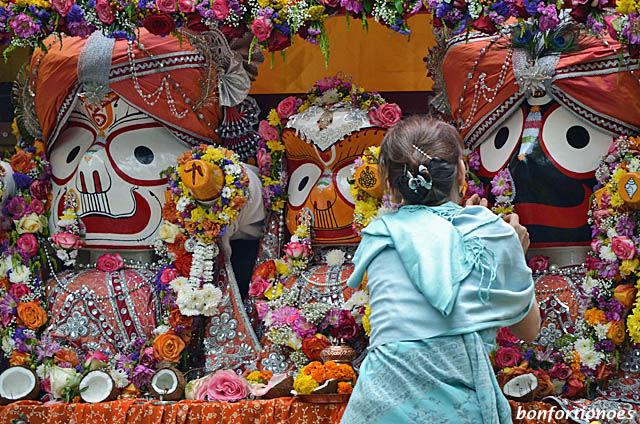 Chanten für Krishna