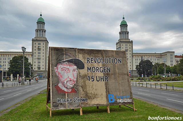 Ausgefallene Revolution
