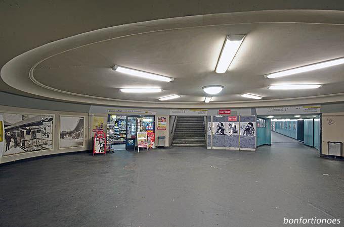 U-Bahnhof Hallesches Tor
