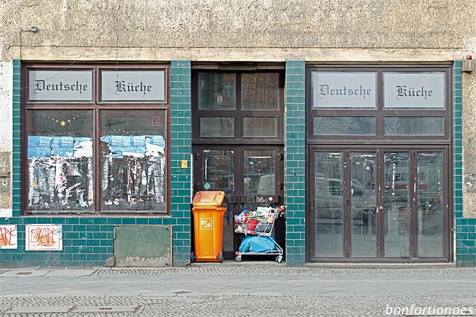 Deutsche Küche in Berlin Mitte