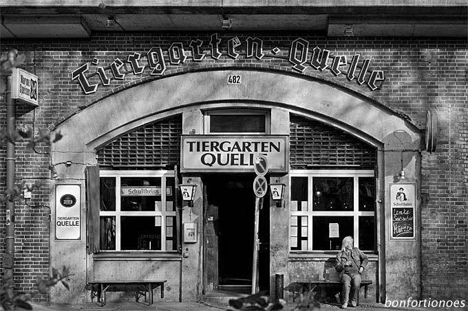 Tiergarten-Quelle in Berlin