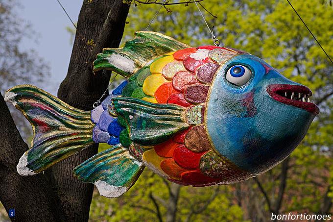 Otto, der fliegende Fisch