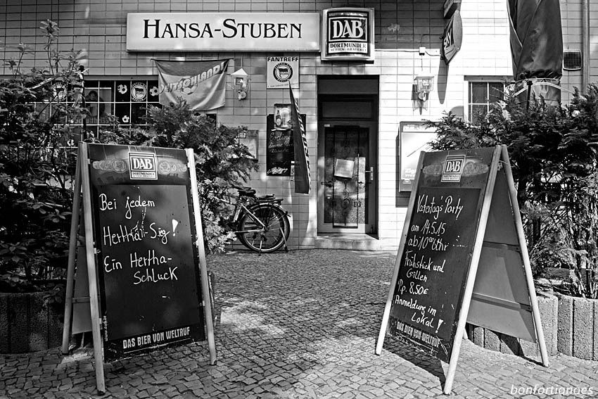 Hansa-Stuben in Berlin-Tegel